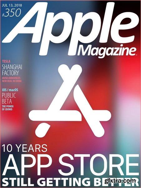 AppleMagazine - July 13, 2018