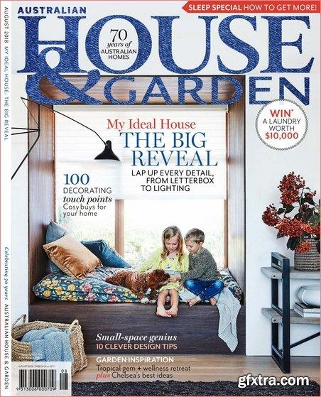 Australian House & Garden - August 2018