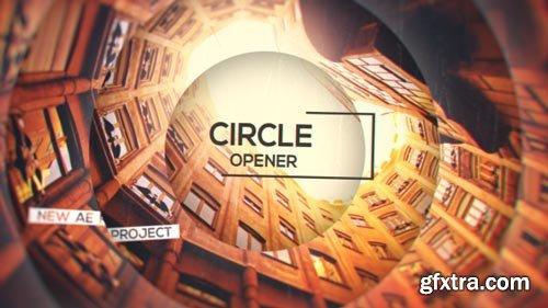 Videohive - Circle Opener - 15186453