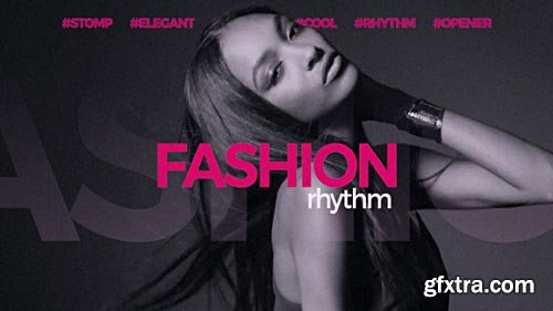 Videohive - Fashion Rhythm Opener - 20305064
