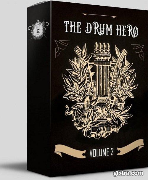 Ghosthack The Drum Hero Volume 2 WAV
