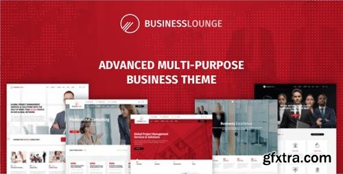 ThemeForest - Business Lounge v1.5.1 - Multi-Purpose Business & Consulting Theme - 20587127