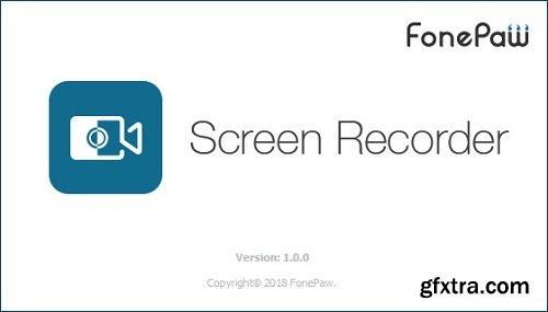 FonePaw Screen Recorder 1.0.0 Multilingual Portable