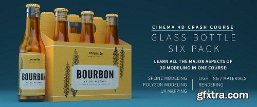 Cinema 4D Crash Course - Design a Six Pack Case