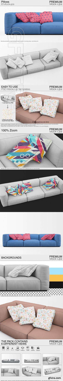 Pillow Mock-ups