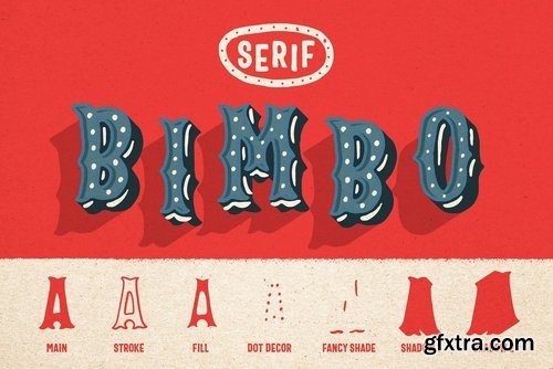 CM - BIMBO Hand Lettering Collection 2753235
