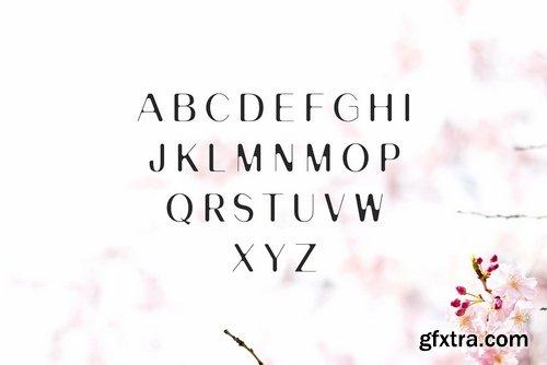 CM - Banny Sans Serif Font Family 2718904