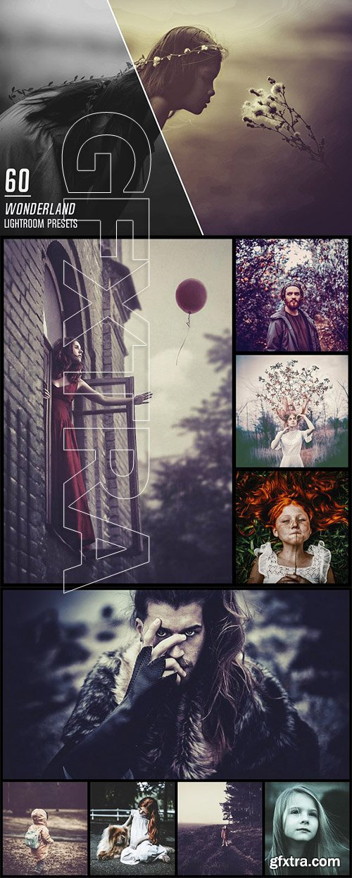 60 Wonderland Lightroom Presets