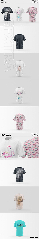 T-Shirt Mockup Pack