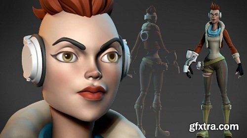 Stylized Character Retopology for Beginners