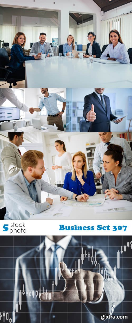 Photos - Business Set 307
