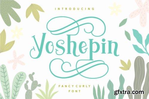 Yoshephin Font