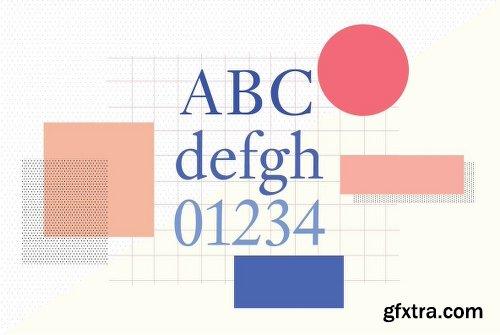 Kis Antiqua Pro Font Family  - 2 Fonts