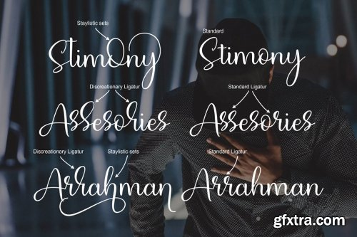 Home Sweet Font Family  - 2 Fonts