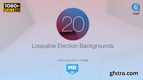 Videohive Election News Backgrounds 1 18081511