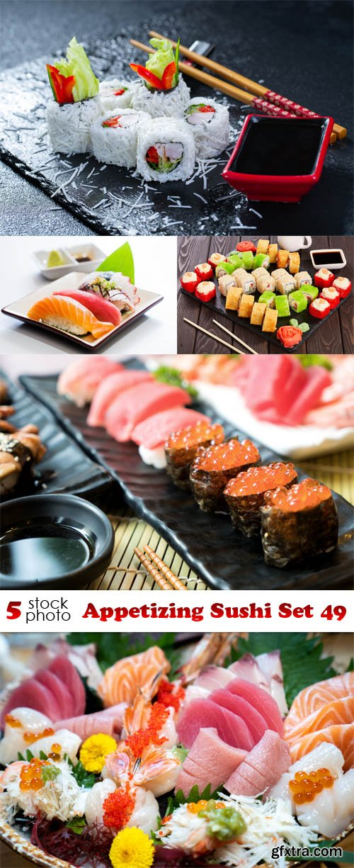 Photos - Appetizing Sushi Set 49