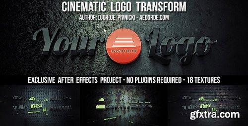 Videohive Cinematic Logo Transform 7633200