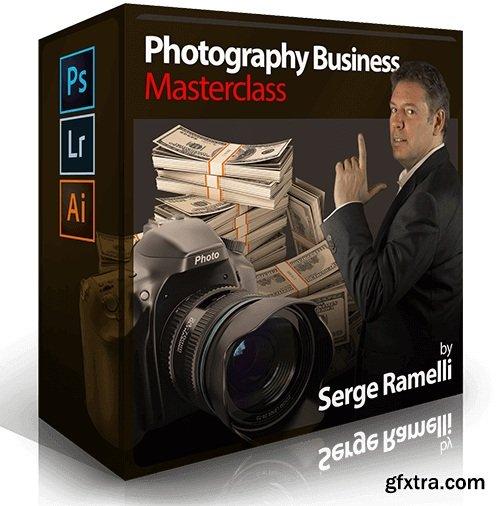 Serge Ramelli - Photography Business Masterclass