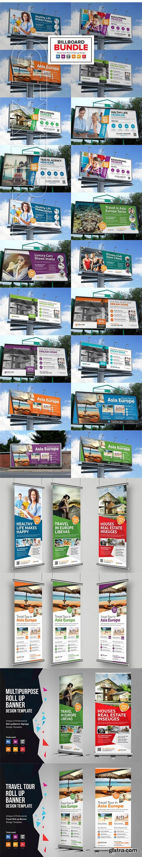 Billboard Signage Bundle