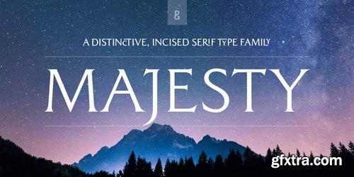 Majesty Font Family