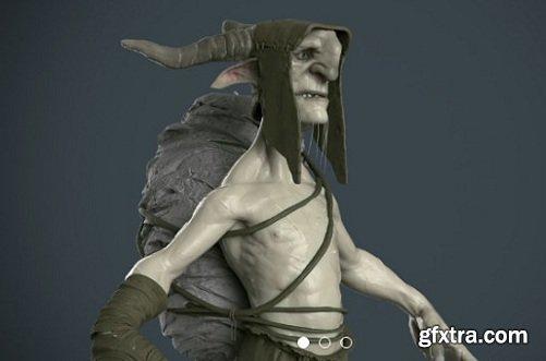 Gumroad - Katon Callaway - Videogame Character Creation