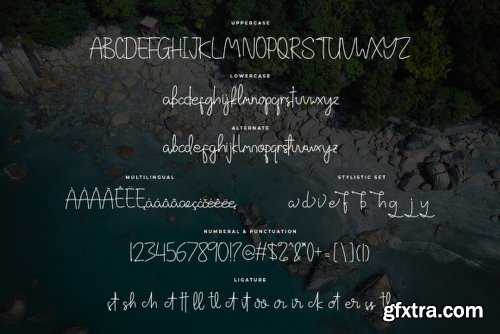 Stilwotth Font