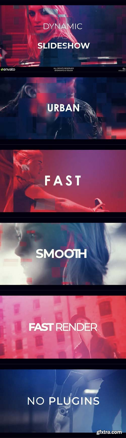 Videohive - Dynamic Fast Slideshow - 22035121