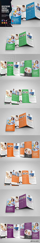 Healthcare Trifold Brochure