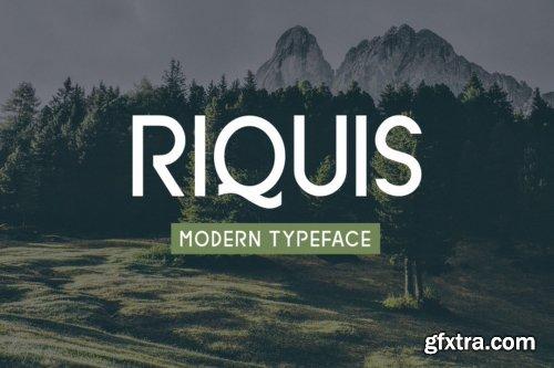 Riquis Font