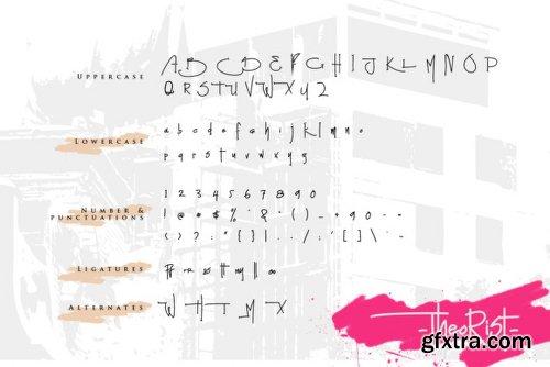 Theorist Font