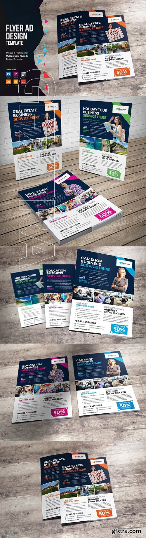 Multipurpose Flyer Design v3