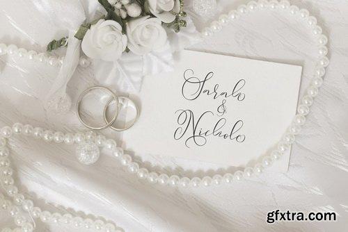 CM - Sydnee Modern Calligraphy Font - 2345166