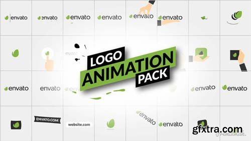 Videohive - Logo Animation Pack - 21870287