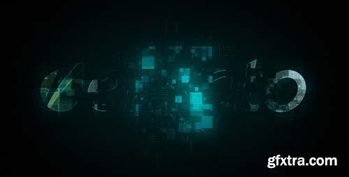 Videohive - Digital Logo Reveal - 8230918