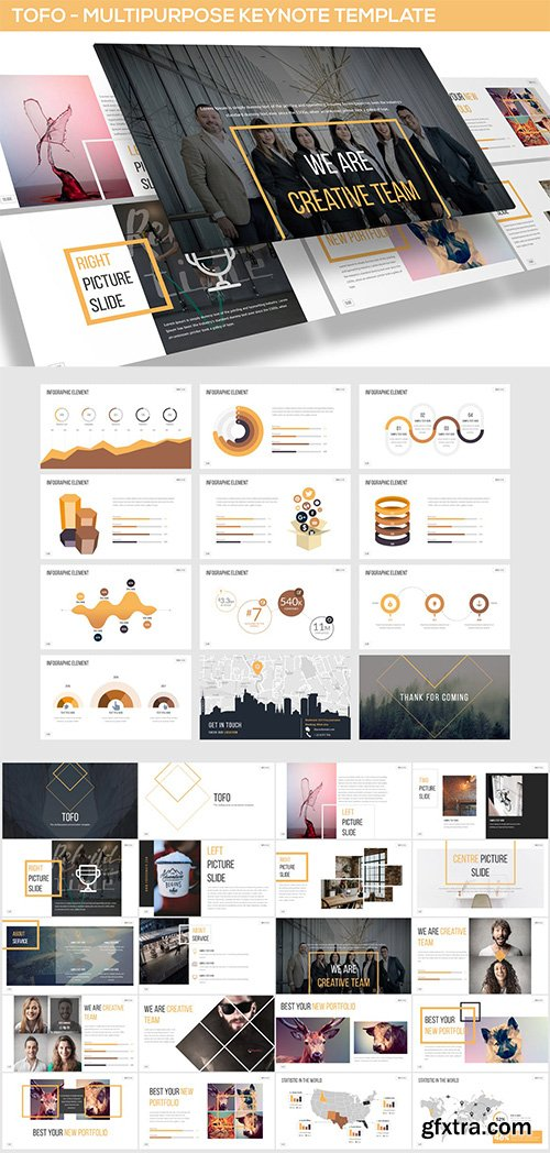 Tofo - Multipurpose Keynote Template