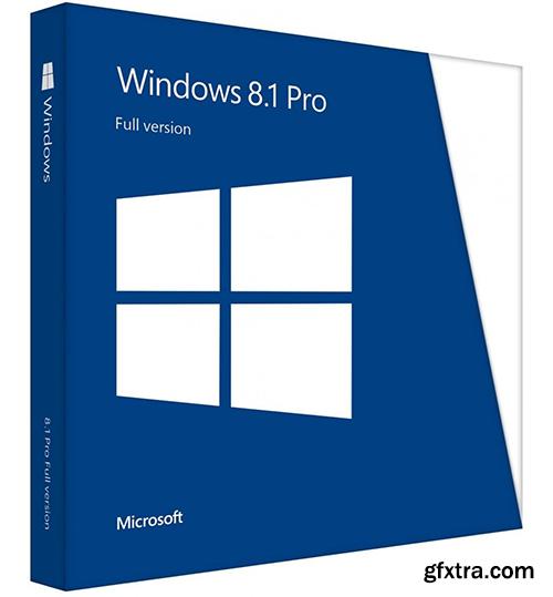 Microsoft Windows Professional (x86/x64) Integrated July 2018 Multilingual