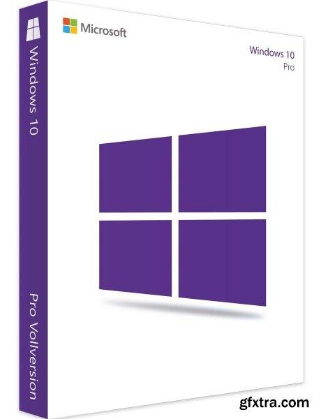 Windows 10 Pro RS3 v.1709.16299.551 En-us x86 x64 July2018 V.2 Pre-Activated