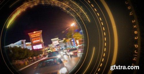 Videohive Light Circles 785984