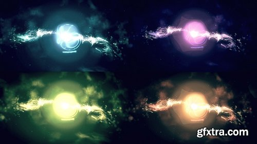 Videohive Dark Energy Logo Reveal 11786884