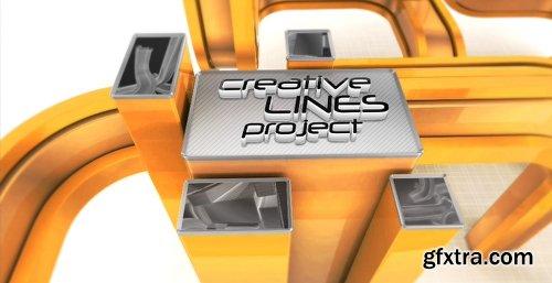 Videohive Creative lines 714899