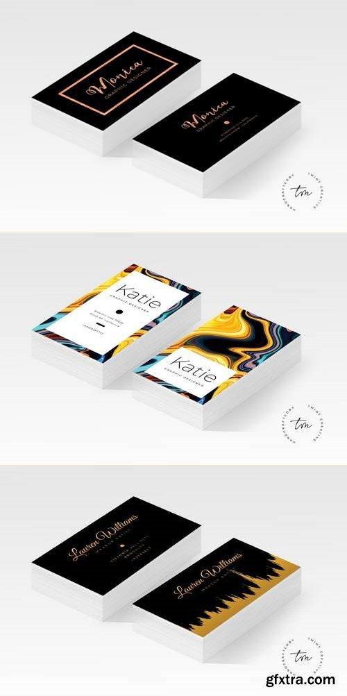 Business Card Bundle 12