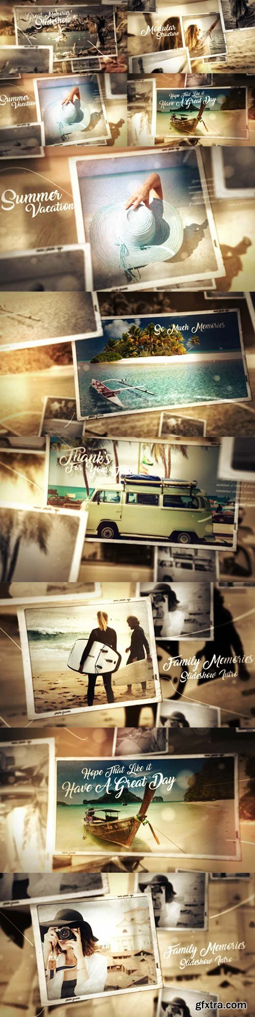 Videohive - Great Times Photo Gallery Slideshow - 22266185