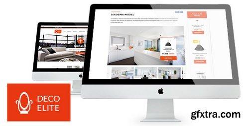 ThemeForest - Deco Elite - Interior Design eCommerce Theme v1.0 - 13434442