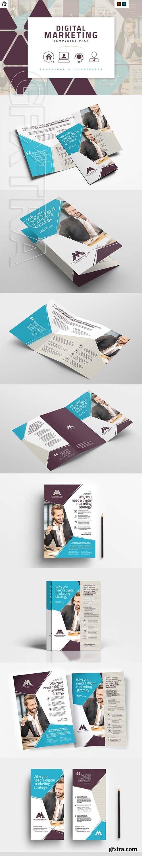 CreativeMarket - Digital Marketing Templates Pack 2716972