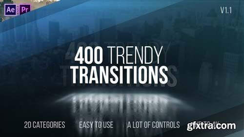 Videohive - Transitions - 22114911