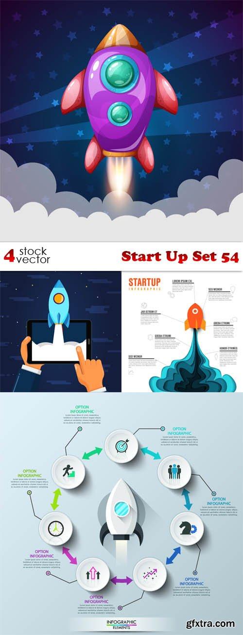 Vectors - Start Up Set 54