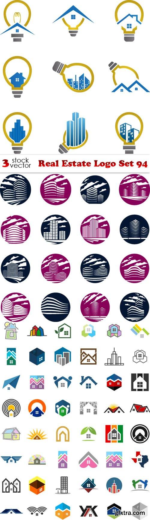Vectors - Real Estate Logo Set 94
