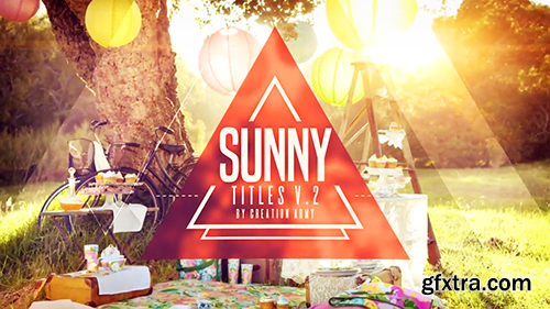 Videohive Sunny Titles v.2 20604818
