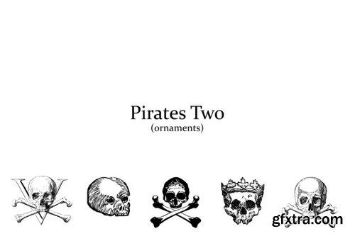 Pirates Two Font