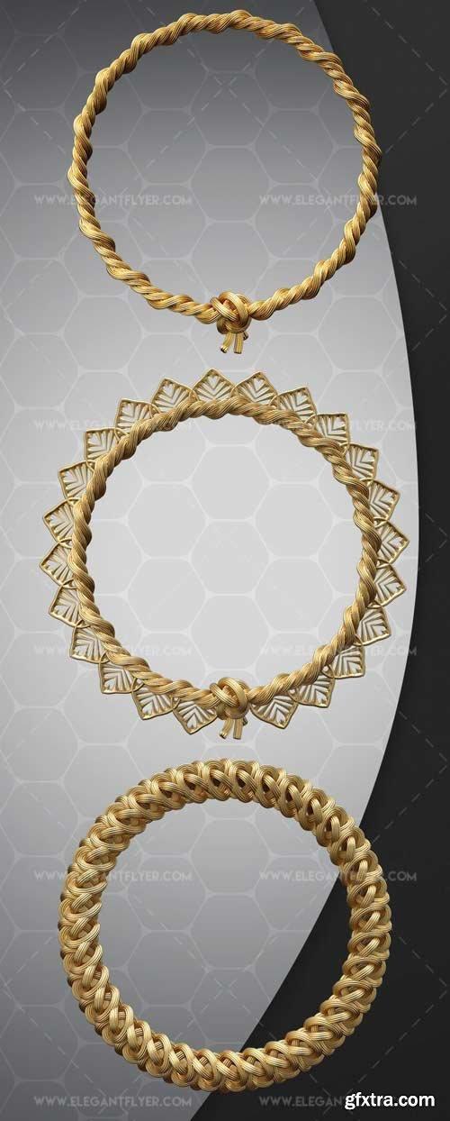 Rope Ring V1 2018 3d Render Templates